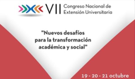 VII Congreso de Extensión